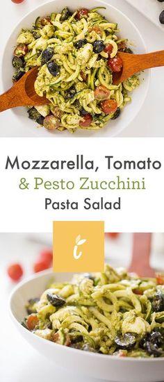Mozzarella, Tomato a