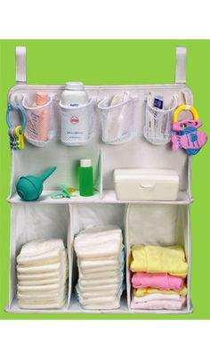 Ultimate Baby Organizer - MaternityandNursing.com