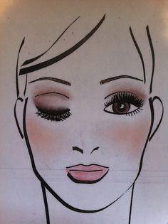 Mad Men Makeup 'How-To' Zou Bisou Bisou Look!