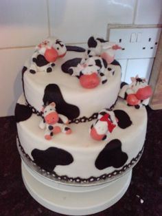 cow cake for Mo
