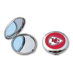 Kansas City Chiefs Compact Mirror
