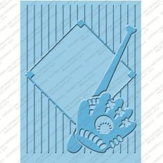 Cuttlebug Embossing Folder BOYZ WILL BE BOYS #2 (out of the box but never used) #Cuttlebug