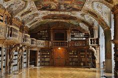 Bibliothek Abtei Waldsassen