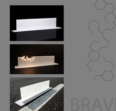 Candle Bravit – What Path Will It Take by Christoph Van Bommel » Yanko Design