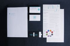 My resume concepts / Mon CV concept by Christophe Ramackers, via Behance