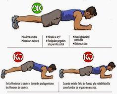 ABDOMINALES LAS PLANCHAS | Aptitud Fitness