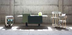 Sovrappensiero Design Studio presenta OFFICE + RETROFIT: la seconda vita degli oggetti image