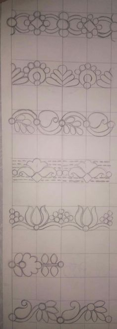 Embroidery Stitches, Embroidery Designs, Celtic Art, Flourishes, Motifs, Ali, Sketches, Passion, Drawings