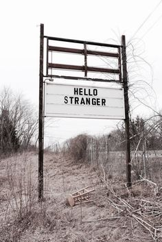 Season Of The Witch - A Southern Gothic Tale abandoned dilapidated hello stranger sign Whatever Forever, Gothic Aesthetic, Alien Aesthetic, Witch Aesthetic, Aesthetic Bedroom, Aesthetic Fashion, Stranger Things Aesthetic, Southern Gothic, Night Vale