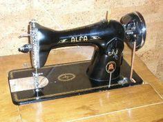 maquina de coser antigus - Buscar con Google