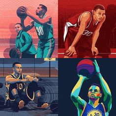 Stephen Wardell Curry Son of Dell Curry #Legacy