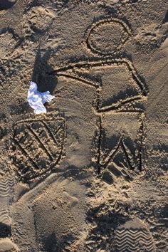Beach cleaning :)