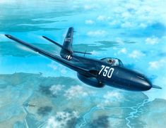 Douglas f3d skyknight with a mig 15 going down in flames this mcdonnell fh 1 phantomspecial hobby boxart fandeluxe Gallery