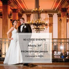 Looking to plan your Albany, NY Wedding on a budget? Check out our Discount Wedding Packages with Dream Date Weddings