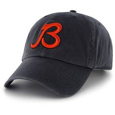 Chicago Bears RETRO 'B' Adjustable Hat by '47 Brand '47 Brand. $21.95. Save 27% Off!