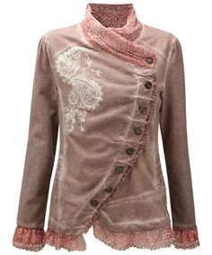 Women's Tunics | Antique Unique Tunic | Women's Clothing at Joe Browns. I love this jacket