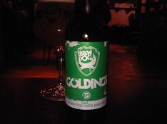 Cerveja BrewDog IPA Is Dead - Goldings, estilo India Pale Ale (IPA), produzida por BrewDog, Escócia. 6.7% ABV de álcool.