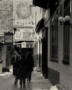 Pipers Alley Old Town (Chicgao Pin of the Day, 6/9/2014).