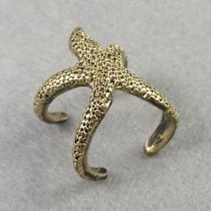 *** Starfish Ring - Jewelry | Nature's Gifts