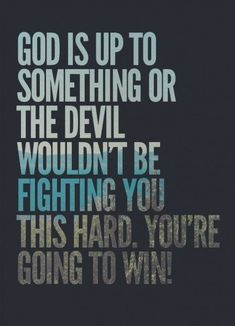 Let God Fight Your Battles Quotes
