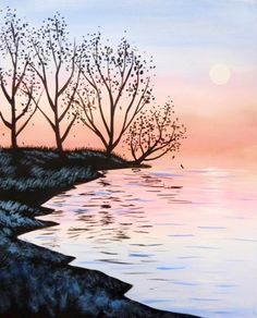 Hues of Dawn at One Lincoln at The Gettysburg Hotel - Paint Nite Events near Gettysburg, PA>