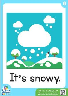 Need free weather flashcards for your next English class? BINGOBONGO Learning has tons of great free resources to make your lessons the best! Weather Crafts, Weather Activities, Preschool Activities, Time Activities, Teaching Weather, Weather Vocabulary, Flashcards For Kids, Worksheets For Kids, Learning English For Kids