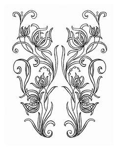 Tipnut Printables | Вышивка бисером на одежде ...