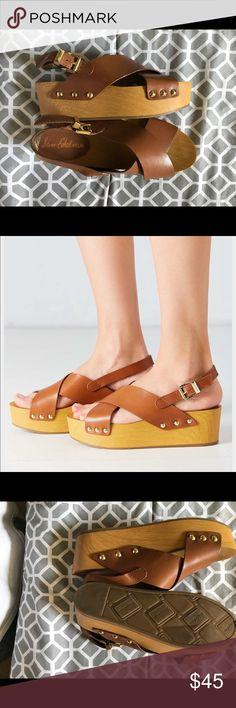 Sam Edelman Bentlee platform Like new size 6 Sam Edelman Shoes Platforms