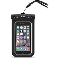 Universal Waterproof Case, JOTO CellPhone Dry Bag Pouch for Apple iPhone Plus, Samsung Galaxy Note 5 HTC LG Sony Nokia Motorola up to diagonal (Black) Samsung Galaxy S6, Galaxy S7, Cell Phone Cases, Iphone Cases, Iphone 8, Iphone Deal, Waterproof Phone Case, Travel Gifts, 6s Plus