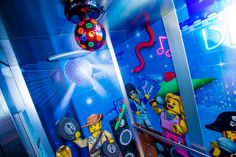 The New LEGOLAND Hotel Is Every '80s + '90s Kid's Dream via Brit + Co.