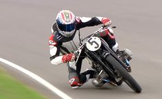 Troy Corser Flogs An 80 Year Old BMW At The Goodwood Revival