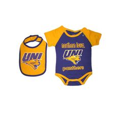 weasel With Bib Panther Cub, Panther Nation, Kids Outfits, Onesies, University, Books, Shopping, Clothes, Outfits