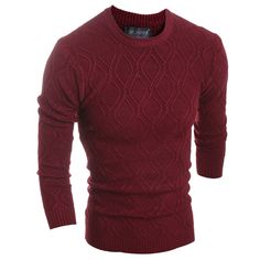 2016 New Autumn Fashion Brand Men Sweaters Pullovers Knitting Thick Warm Designer Slim Fit Casual Knitted Man Knitwear MQ351