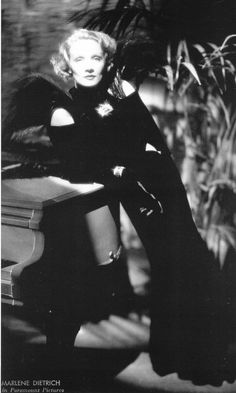 Marlene, promotional picture by Paramount