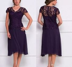 Never miss the chance to get the best mother of wedding dresses,bridal mother of the groom dressesand bride groom mother dresses on DHgate.com. The cheap 2016 new grape lace mother of the bride groom dresses cap sleeve knee length chiffon modest plus size beach mother dress evening gowns is for sale in modeldress and buy it now!