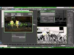 3ds Max 2013 Media Sync for Magnificent Motion Graphics - YouTube