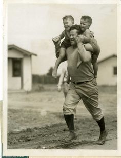 1931 Jim Thorpe PSA DNA Type I Original Photo by Underwood & Underwood
