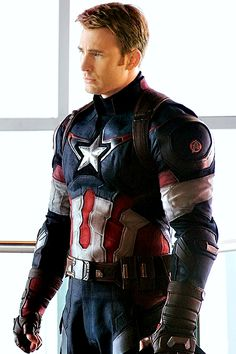 When someone asks me to define a hero, I point to this guy: Captain America.