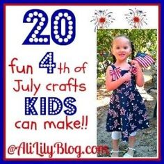 4th of july crafts by marcy