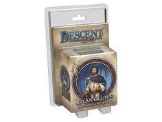 Picture of Descent: Journeys In The Dark Edition] - Lieutenant: Rylan Olliven