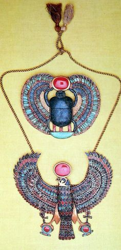 tutankhamun jewelry inspiration for egypte hermes scarf design by latham