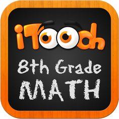 iTooch Grade – Math, Language Arts and Science worksheets by EduPad Free Math Apps, 7th Grade Math, Grade 3, Fourth Grade, Second Grade, Math Classroom, Classroom Ideas, Flipped Classroom, English Classroom