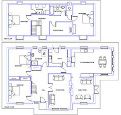 Example house plan blueprint examples windows royalty free stock blueprint home plans house plans malvernweather Gallery
