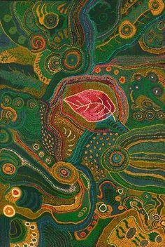 Fredy Brady - 'Ngayuku Ngura - My Country' - Outstation Gallery - Aboriginal Art from Art Centres
