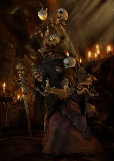 Baba Yaga  (Castlevania: Lords of Shadow)
