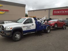 Alberta Rose Towing Services Ltd was established in 1992, built in the heart of Edmonton, AB. http://www.albertarosetowing.ca/services.html
