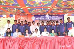 #South Zone Inter University Kabaddi Men Tournament 2017 conducted by #Veltech Dr.RR & Dr.SR University & Association of Indian Universities(AIU)