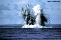 The Floating Rocks of the South Pacific