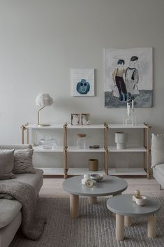 Take a Peek at the Beautiful Home of Swedish Artist Emilia Ilke
