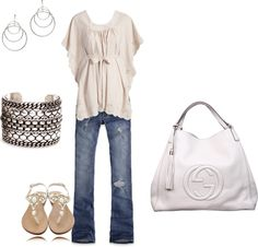 Love outfits that are the perfect balance of classy and casual